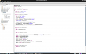 JavaDecompiler - screenshot